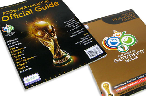 Official FIFA World Cup magazine 2006